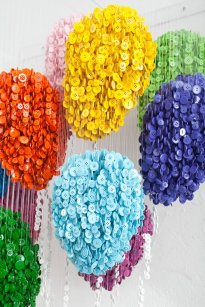 Buttons-Sculptures-by-Augusto-Esquivel1
